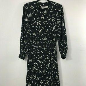 Vintage Liz Claiborne Womens Classic Dress